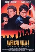 Американский ниндзя 4: Полное уничтожение (1990)