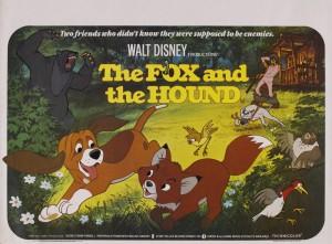 Лис и пёс (1981)