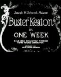 Одна неделя (1920)