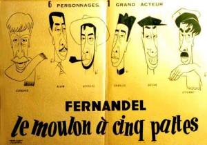 Баран с пятью ногами (1954)