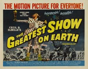 Величайшее шоу мира (1951)