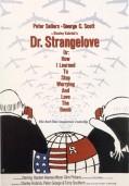Доктор Стрейнджлав или как я научился не волноваться и полюбил атомную бомбу