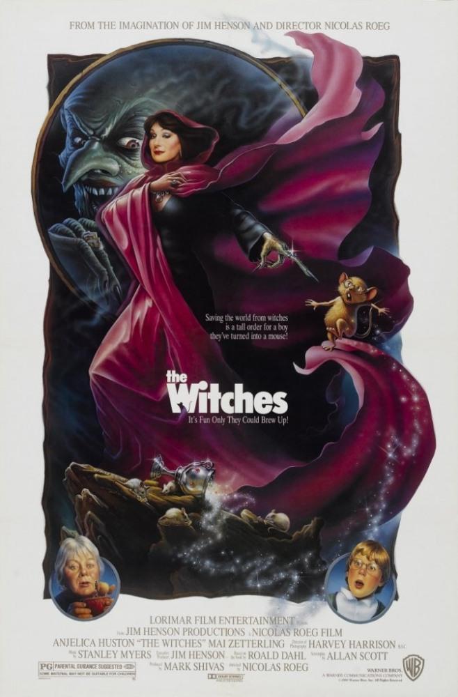 ведьмы 1990 смотреть онлайн старые фильмы на фильмолдру